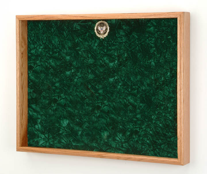 Deluxe Combo Awards, Flag Display Case
